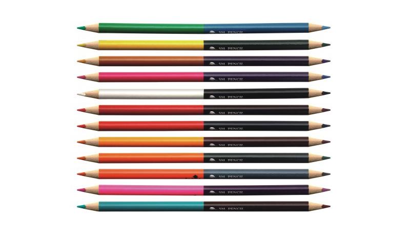 彩色铅笔SM603