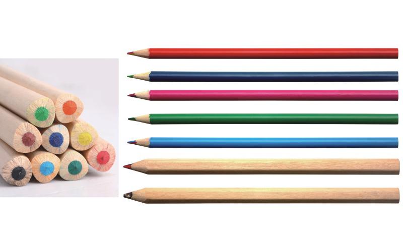 超大彩色铅笔SM604